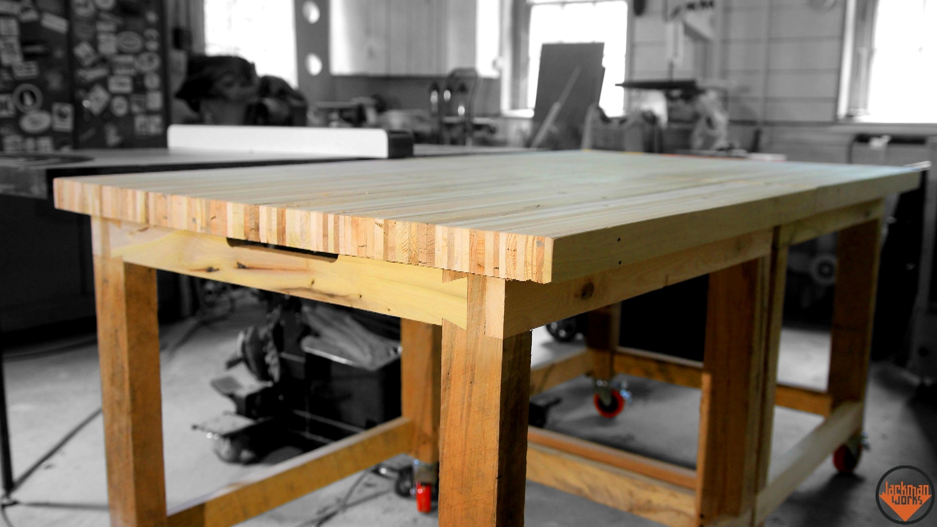Click Here To Download A Set Of Plans To Build Your Own (including A Bench  Vise I Added Later):