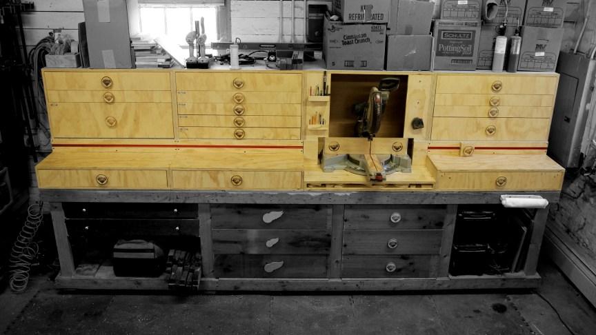 Jackman Modular Miter Saw Station Jackman Works