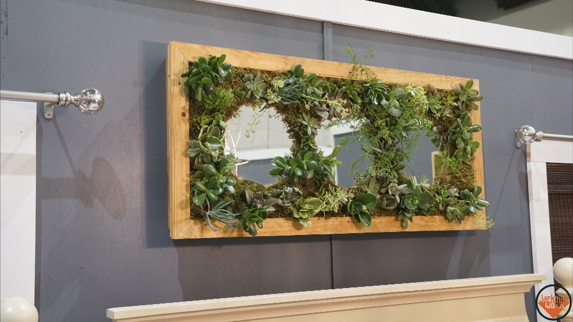 Jackman Works,Jackman,Woodworking,Carpentry,Living Wall,green Wall,making A Living  Wall,diy,do It Yourself,diy Living Wall,reclaimed Wood,pallet Wood ...
