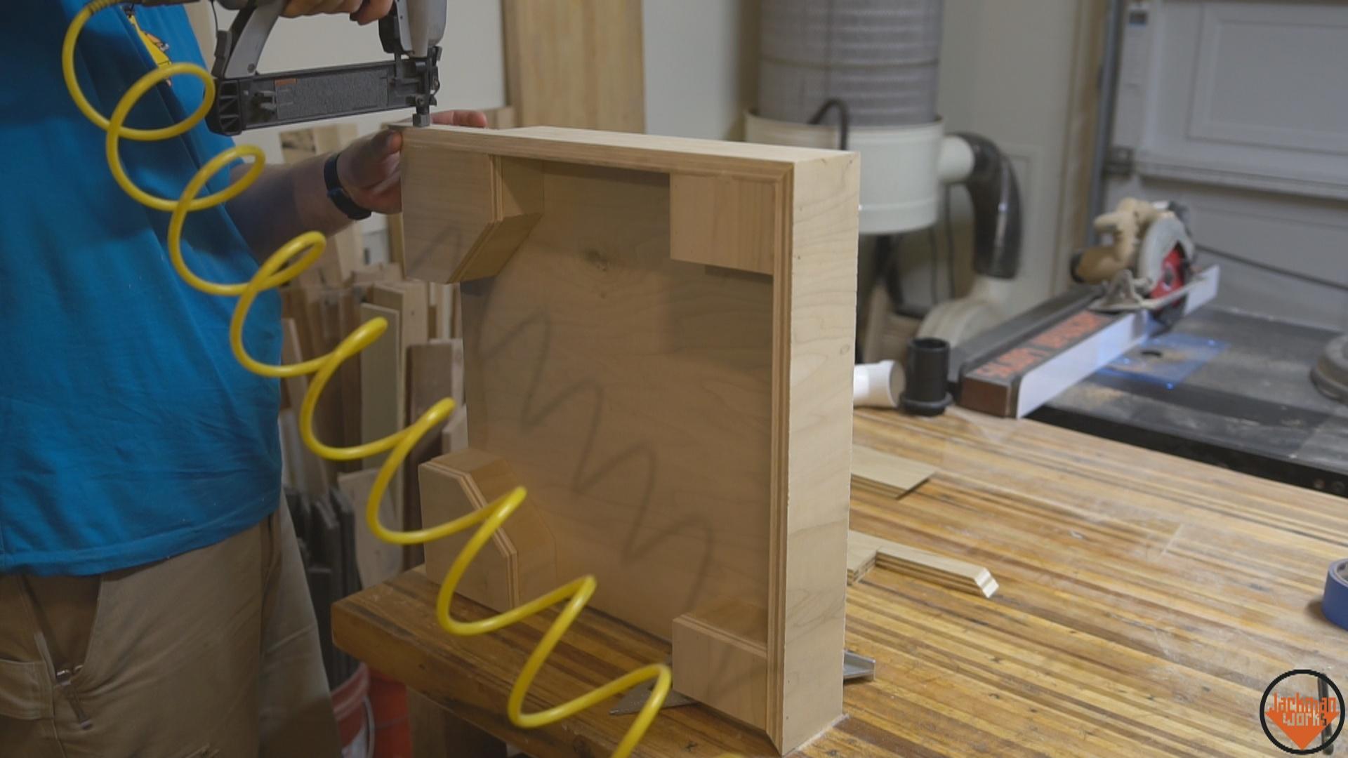 Space Saving Shop-Vac Dust Collector Cart 10 – Jackman Works