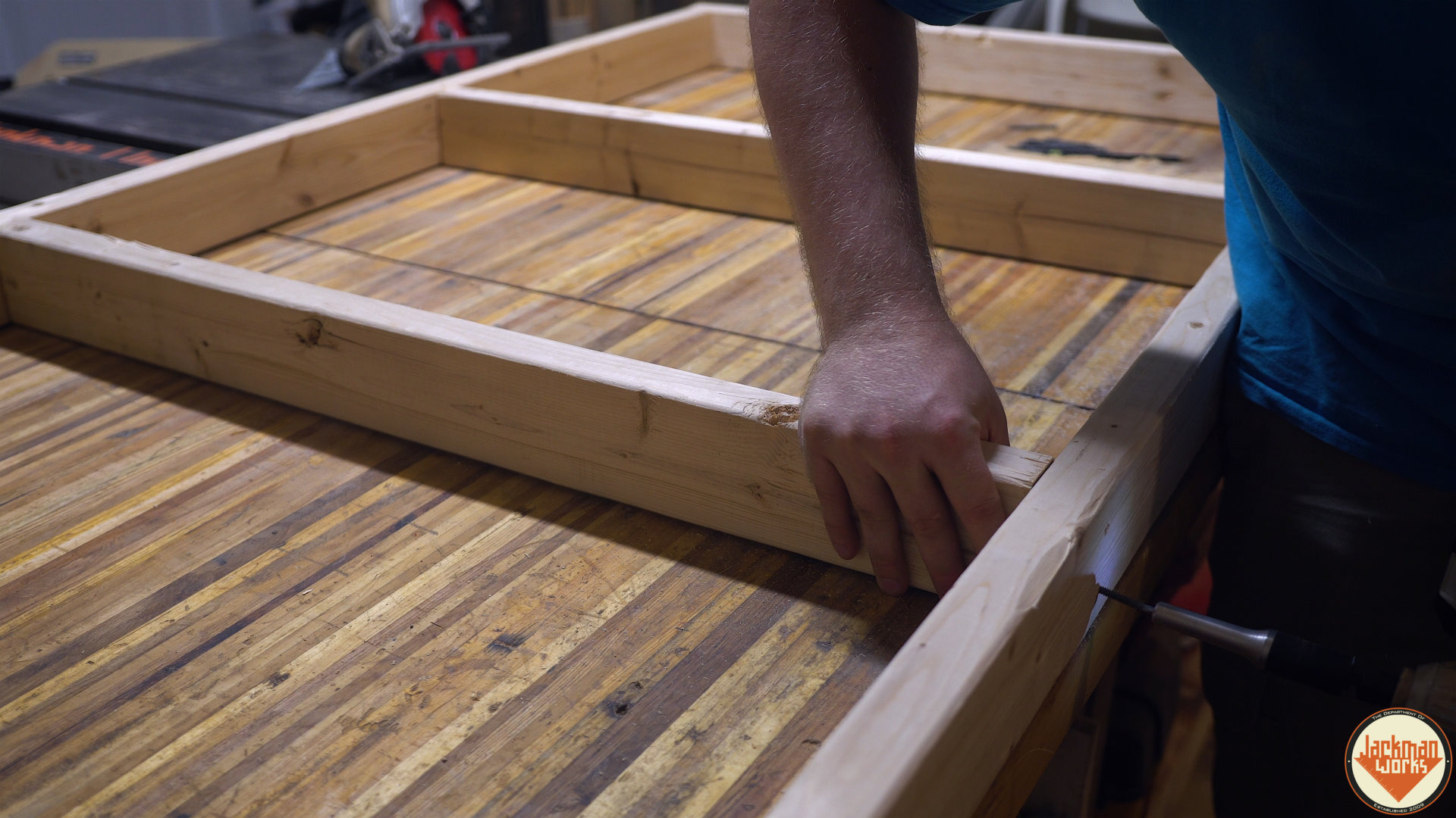 Storage,DIY Storage,Clamp Rack,Small Shop,Small Shop Storage,Compact Clamp  Rack,woodworking,diy,clamp,clamp Racks U2013 Woodworking,clamp Rack Wood  Whisperer ...