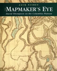 Mapmaker's Eye cover