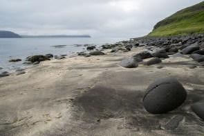 The beach near Hesteyri