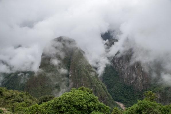 Machu Picchu surroundings
