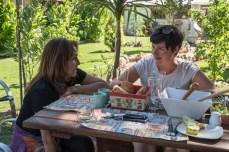 Nina and Patty