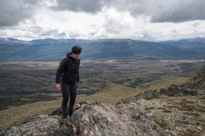 Hiking in Parque Patagonia