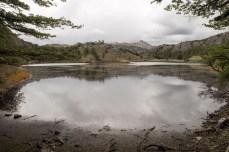 Mirroring lakes
