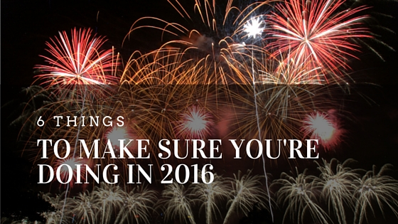 6 Things that Every Amateur Theatre Group Should be Doing in 2016