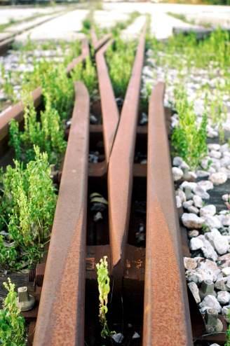 V for… Train Tracks(!?)