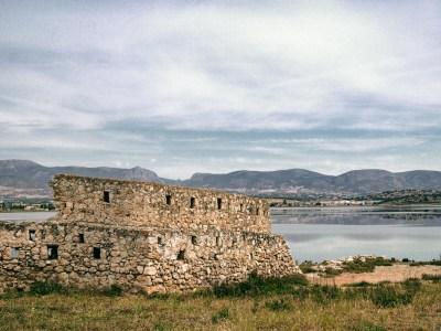 The Wall of Agia Triada