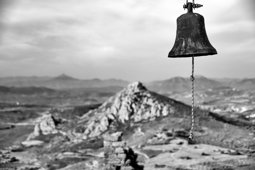 A Bell Above the Horizon