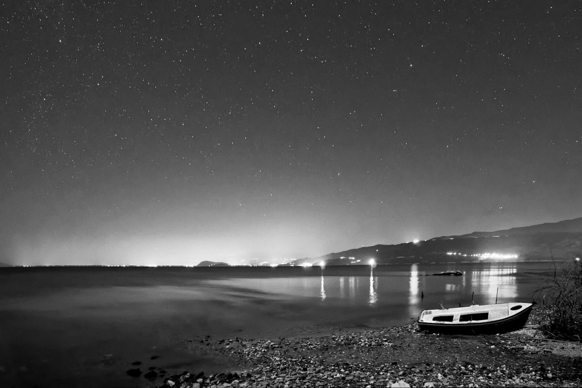 Nocturnal Seascape
