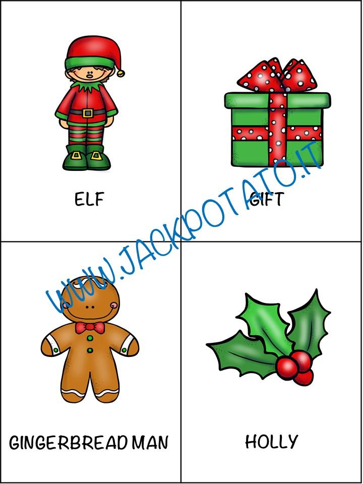 Natale In Inglese.Attivita Di Inglese Per Il Natale Archivi Jack Potato