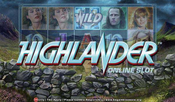 Highlander Online Slots