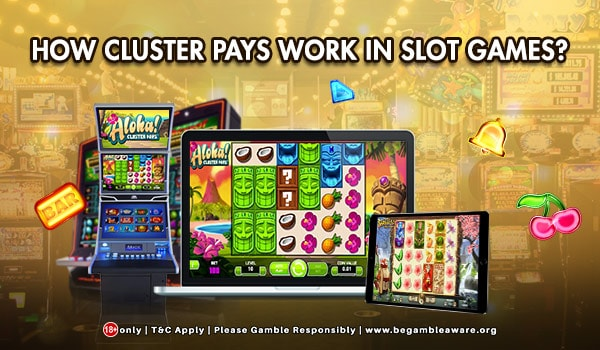 Cluster Pays Slots
