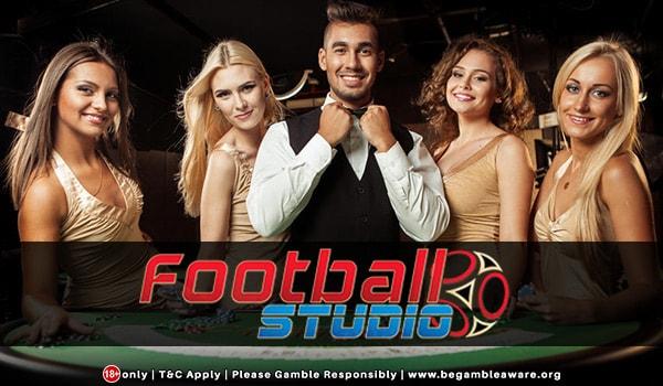 Football Studio Live Casino Game