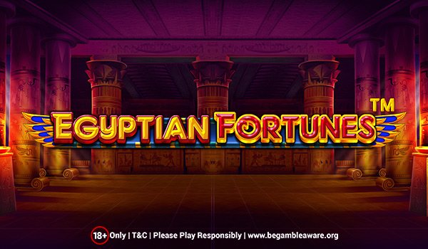 Play Egyptian Fortunes Slots