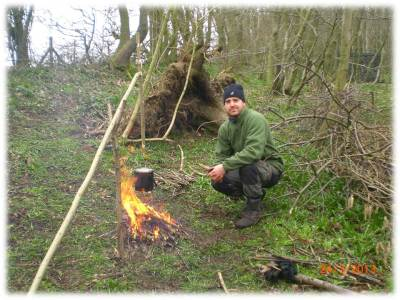 5 Day Bushcraft Course