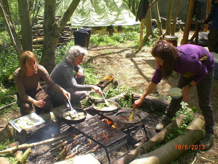 wild foods | foraging | south east | Kent