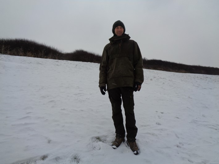 bushcraft winter clothing | bushcraft | Kent | south east | London