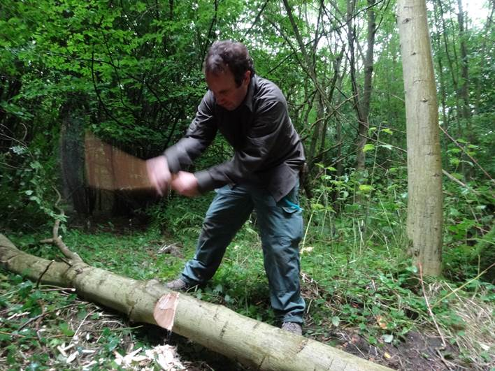 cross cutting | Axe skills | Kent