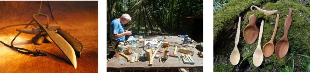 Nordic crafts   Viking knife   Kent   South east