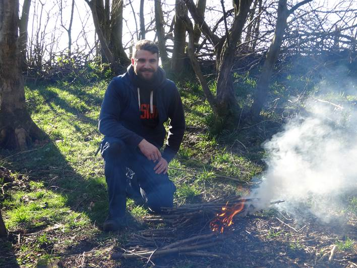 How to light a bushcraft fire | bushcraft | south east