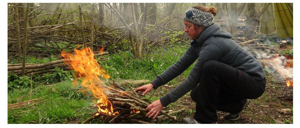 half price Bushcraft course | South east | Kent