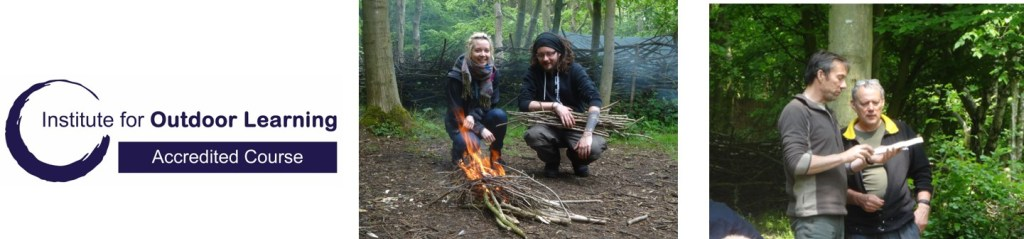 IOL bushcraft competency certificate | Kent | south east | London