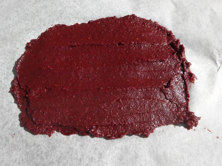 making hawthorn leather, Kent, London, UK