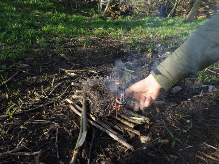 lighters | Fire lighting | bushcraft | Kent | south east | London