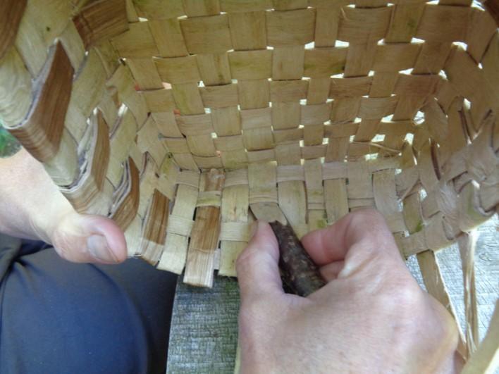 bark basket making | Kent | south east | London | Essex