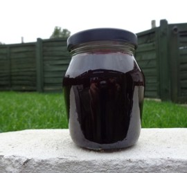 apple and blackberry jam | foraging | Kent | south east | London