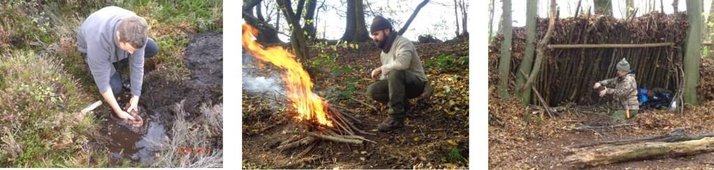 5 Day Survival Course | Kent | London | south east