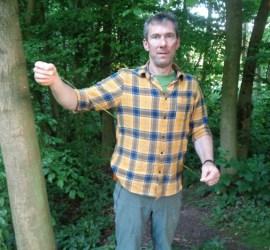 bramble cordage | bushcraft | south east | Kent | London