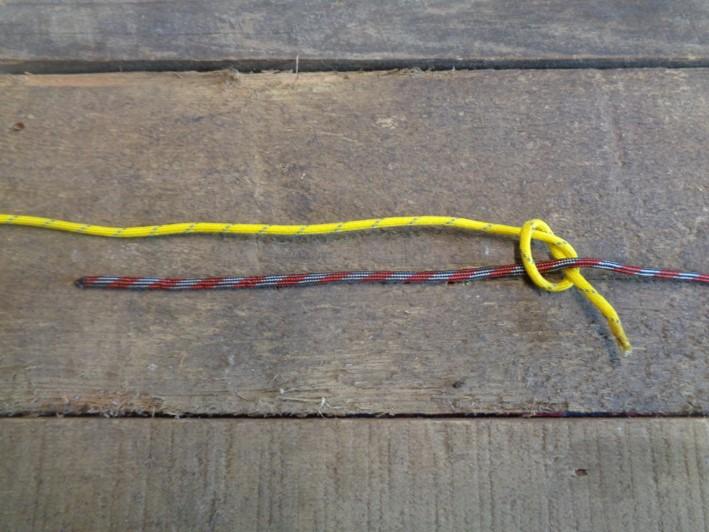 fisherman's knot   bushcraft   Kent   south east   London