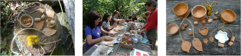 woodland pottery | course | traditional pottery course | Kent | south east | London