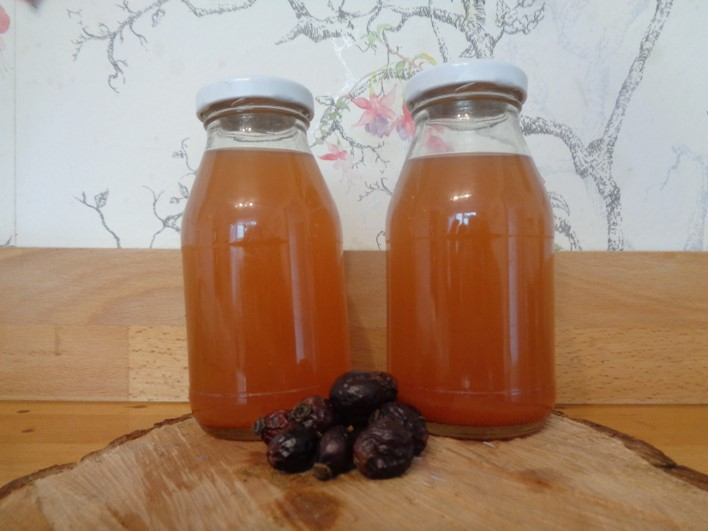 rosehip syrup | foraging | Kent | London | south east