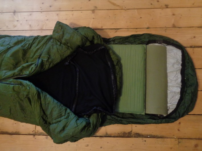 staying warm while camping | bushcraft | Kent | London | south east