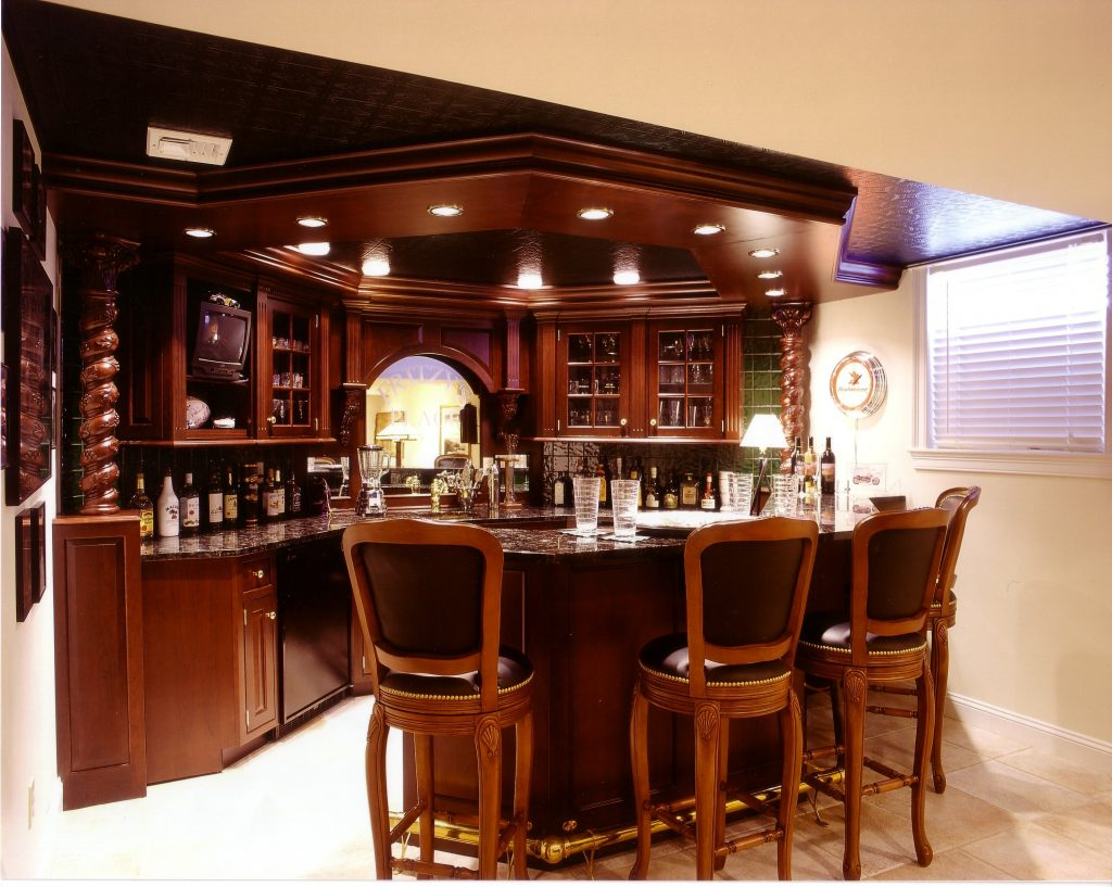 Custom Wet Bar Cabinets Cabinets For Wet Bars In