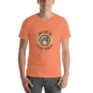 Jack's Flying Rangers Short-Sleeve Unisex T-Shirt