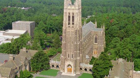 Duke Memorial Chapel Durham, NC