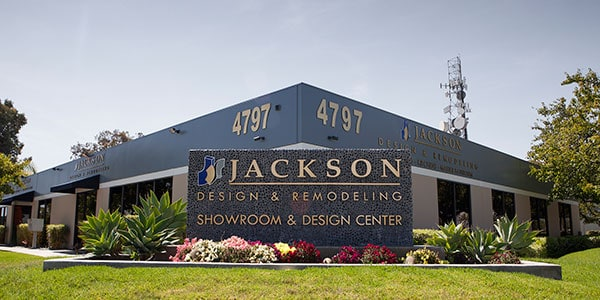 kitchen and bath showroom in san diego - jackson design & remodeling