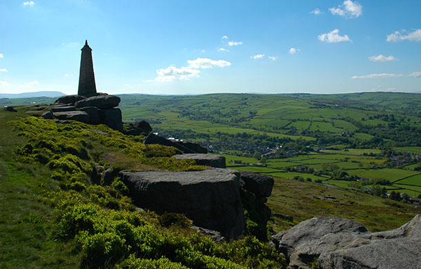 Cowling Pinnacle, Airedale