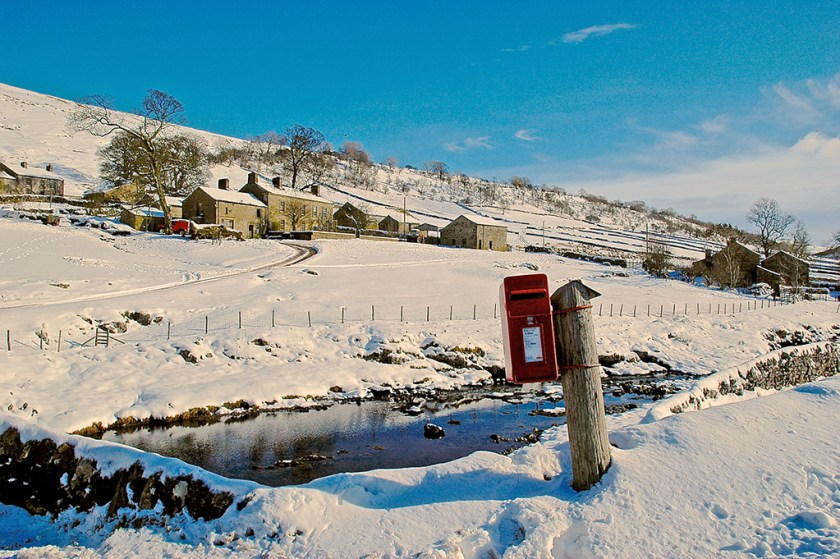 Ribblesdale - postbox1