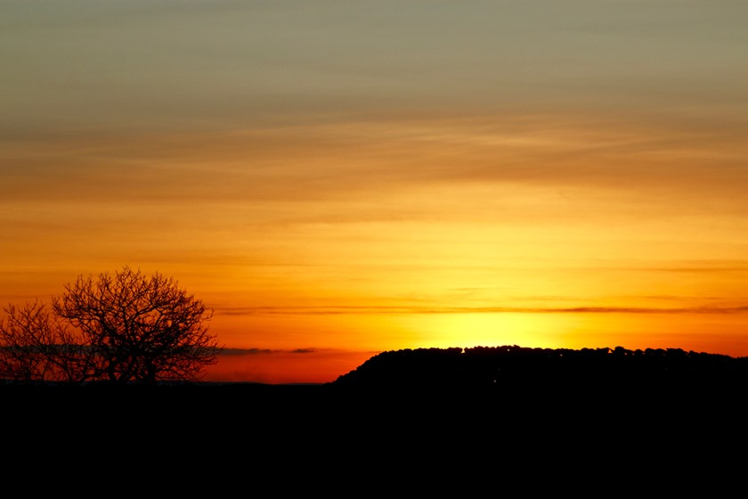 ribblesdale sunset2