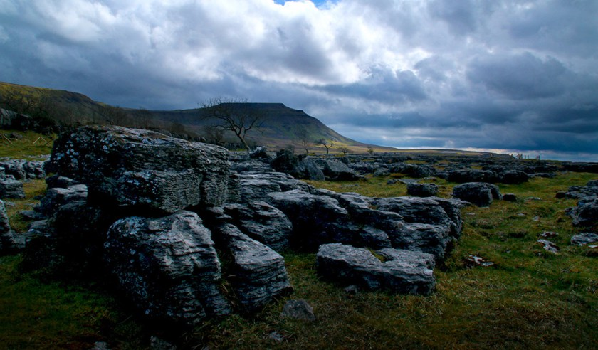 Yorkshire Ingleborough