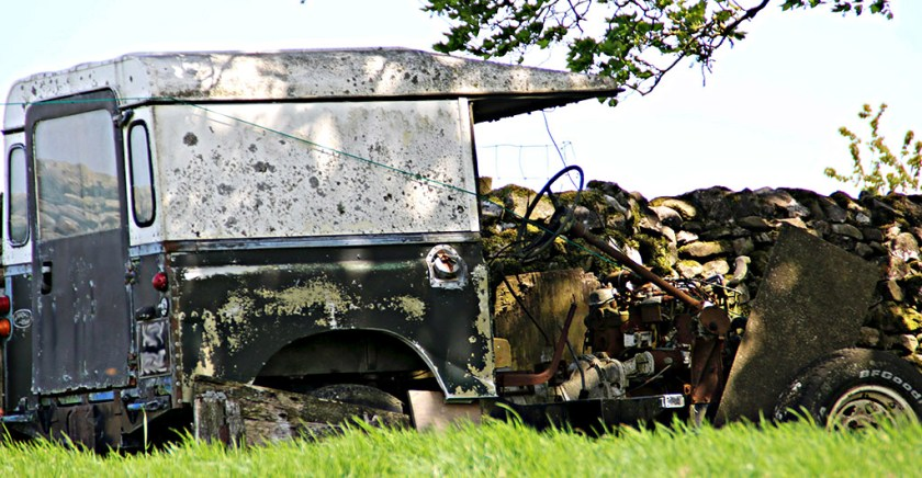 Ribblesdale landrover
