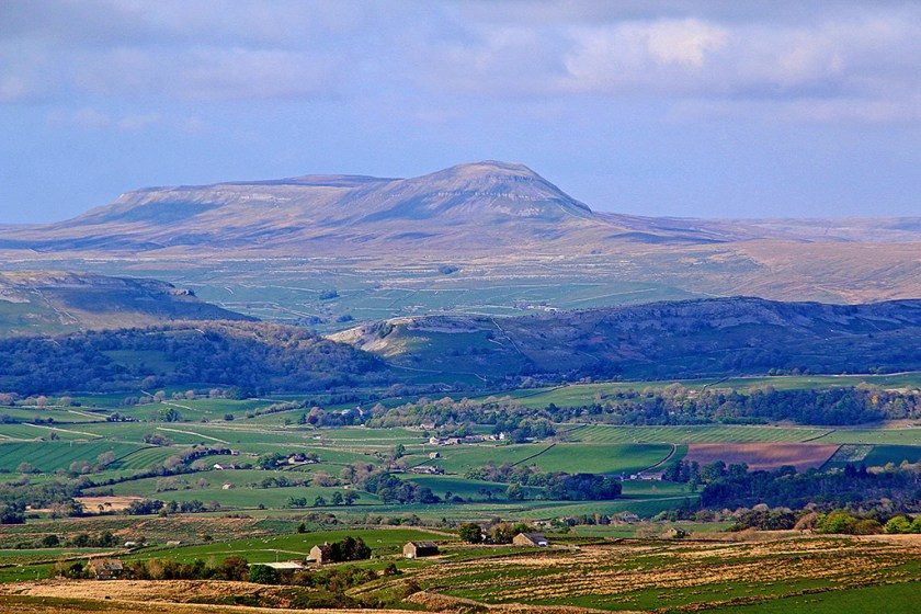 ribblesdale view