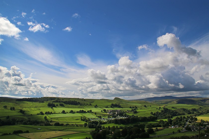 Ribble smearclouds